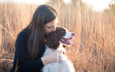 How Dogs Make Us Happier and Healthier